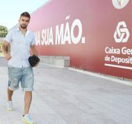 Benfica: Miguel Vítor a chegar