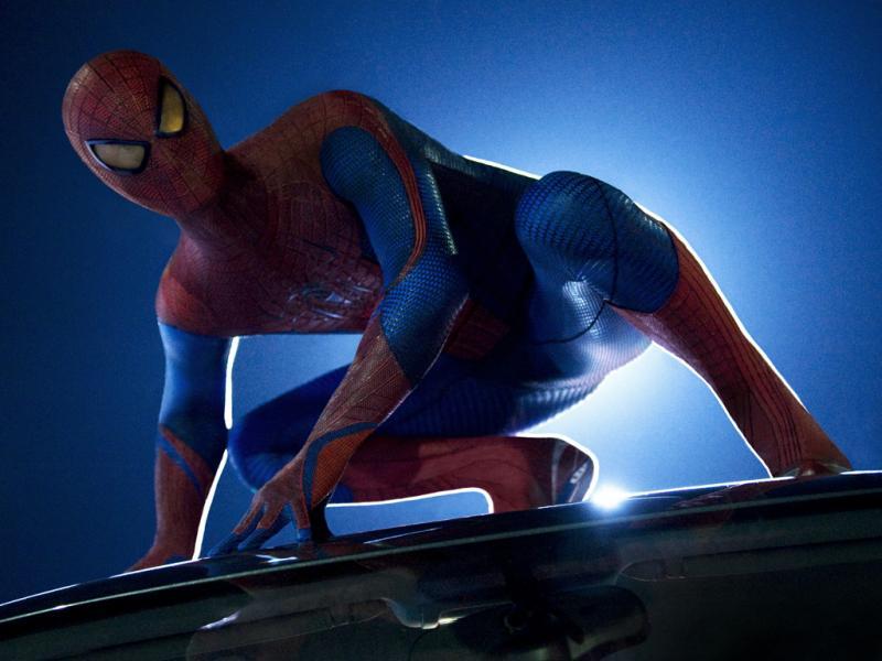 Fotogaleria do filme «O Fantástico Homem-Aranha»