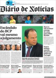 DN: lamentos de Pedro Proença
