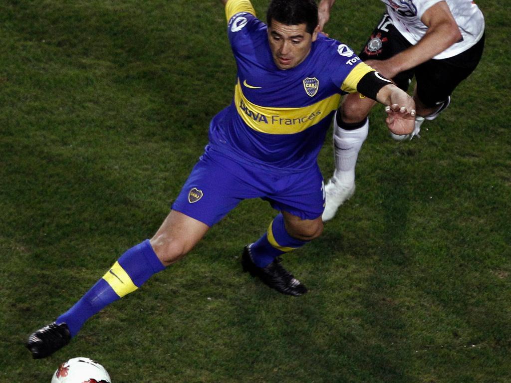 Corinthians vence Libertadores
