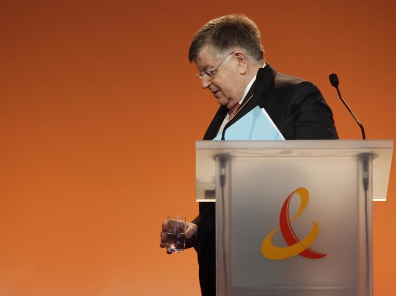 Didier Lombard, ex-presidente da France Telecom