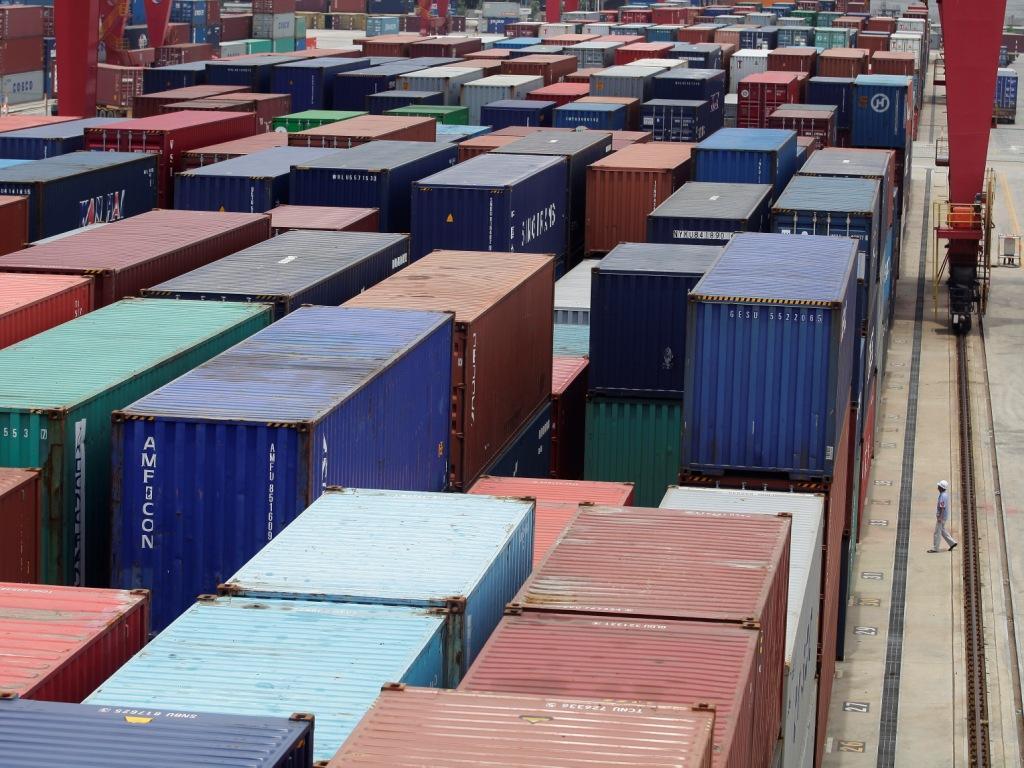 Exportações (foto Reuters)
