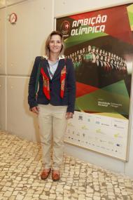 Telma Monteiro - Gala Ambição Olímpica da RTP Foto: Artur Lourenço/Lux