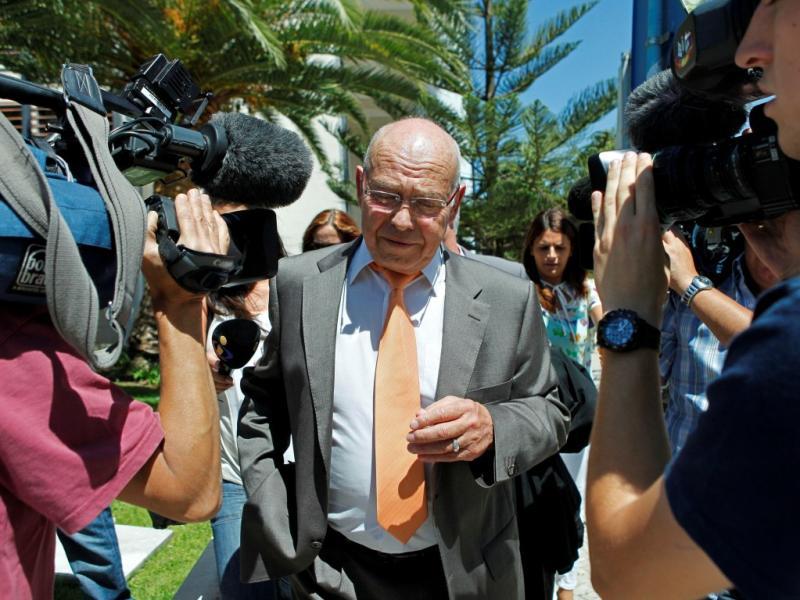 Paco Bandeira (Miguel A. Lopes / LUSA)