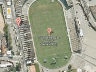 Vasco da Gama no Google Maps