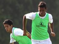 Renato Santos e Filipe Augusto