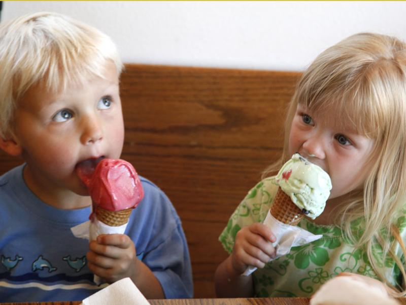 Com este calor não há quem lhes resista (REUTERS/Rick Wilking)