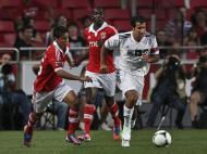 Benfica vs Figo e Amigos (EPA/Mário Cruz)