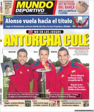 «Mundo Deportivo»: seleção espanhola nos JO