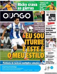 «O Jogo»: Iturbe não quer comparações com Messi