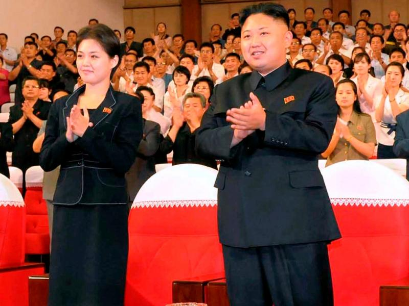 Líder da Coreia do Norte, Kim Jong-un (Reuters)