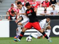 Benfica vs Real Madrid (Miguel A. Lopes/Lusa)