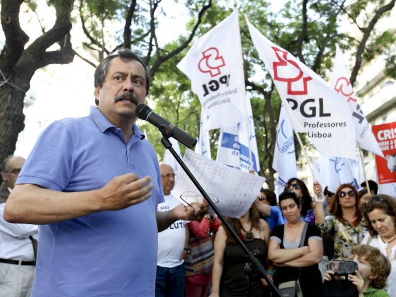 Mário Nogueira (Tiago Petinga/Lusa)