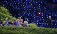 J.K. Rowling - Abertura dos Jogos Olímpicos de Londres 2012 Foto: Reuters