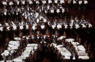 Abertura dos Jogos Olímpicos de Londres 2012 Foto: Reuters