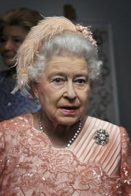 Rainha Isabel II - Abertura dos Jogos Olímpicos de Londres 2012 Foto: Reuters