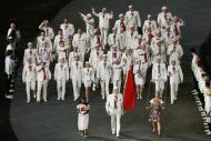 Belarus - Abertura dos Jogos Olímpicos de Londres 2012 Foto: Reuters