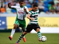 Sporting vs Saint Etienne