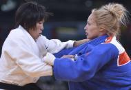 Judo: Rosalba Forciniti, medalha de bronze nos -52kg
