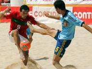 Mundialito Futebol Praia 2012: Portugal vs Espanha