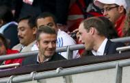 David Beckham e Príncipe William - Figuras ilustres apoiam os atletas do seu país nas Olimpíadas Foto: Reuters