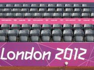 Londres 2012: no futebol feminino, Coreia do Norte frente a Colômbia
