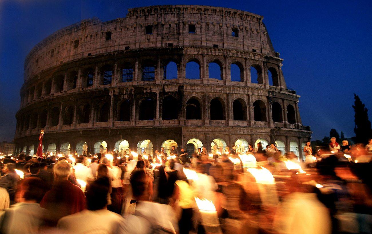Coliseu de Roma (Reuters)