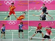 Jogos de badminton sob investigação