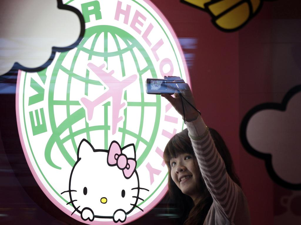 Hello Kitty (Reuters)