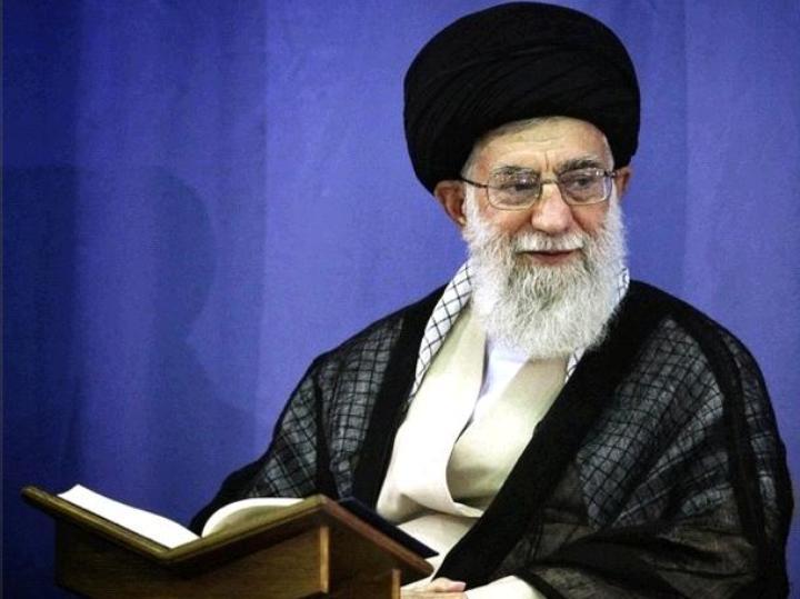 Ayatollah Ali Khamenei no Instagram
