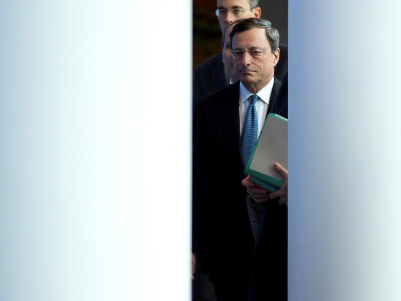 Mario Draghi, BCE (Reuters)