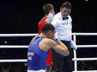 Anthony Ogogo: decisão polémica no boxe olímpico