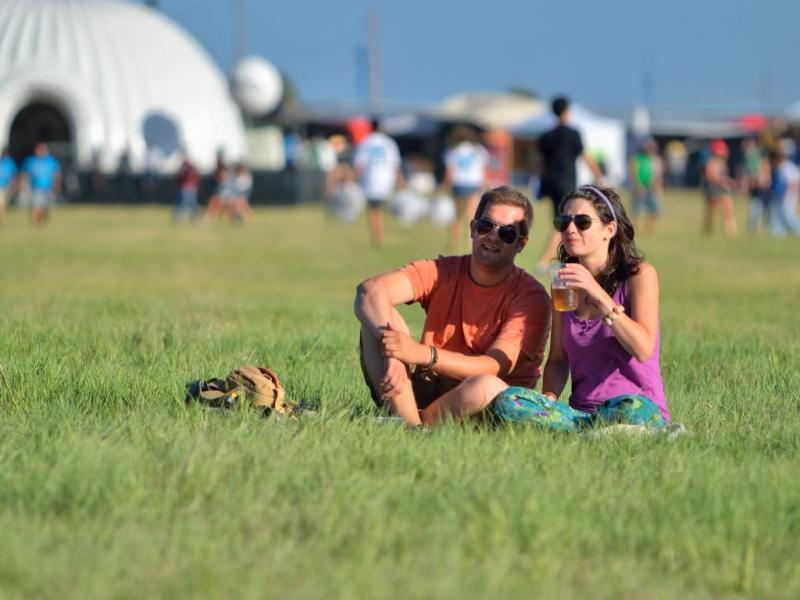 Festival Sudoeste TMN 2012 (Tiago Canhoto/LUSA)