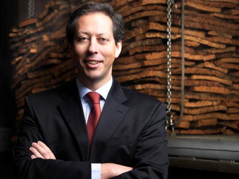 Presidente do Conselho de Administração da Corteira Amorim