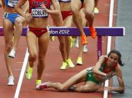 Clarisse Cruz nas meias-finais dos 3.000 metros obstáculos