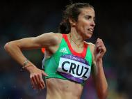 Jogos Olímpicos 2012: Clarisse (LUSA)