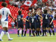 Jogos Olímpicos 2012: Japão vs França (REUTERS)