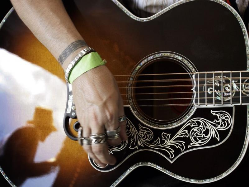 Guitarra Gibson Acústica