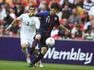 Jogos Olímpicos 2012: Japão vs México (EPA)