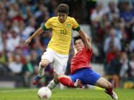 Jogos Olímpicos 2012: Brasil vs Coreia do Sul (REUTERS)