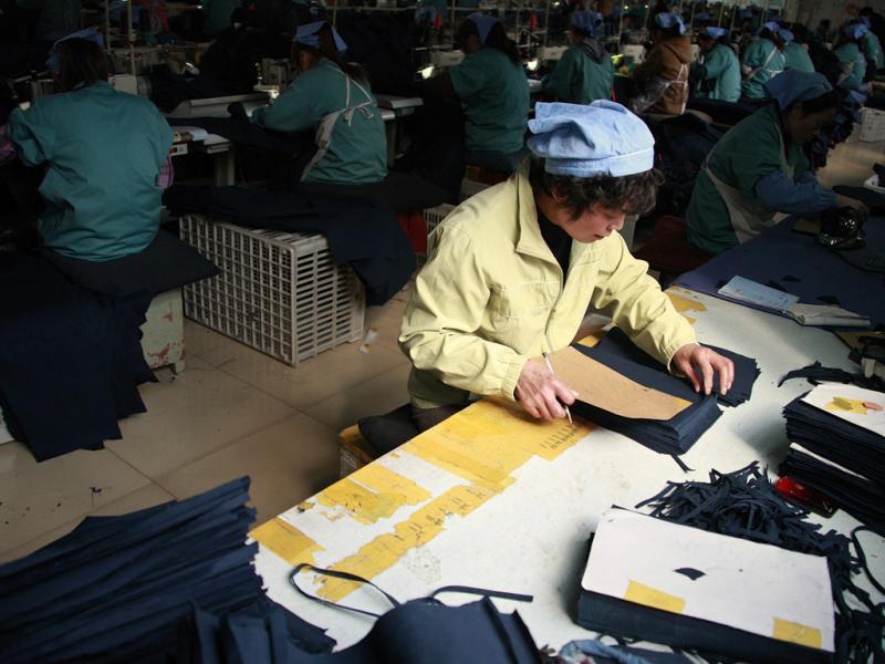 China - A fábrica do mundo