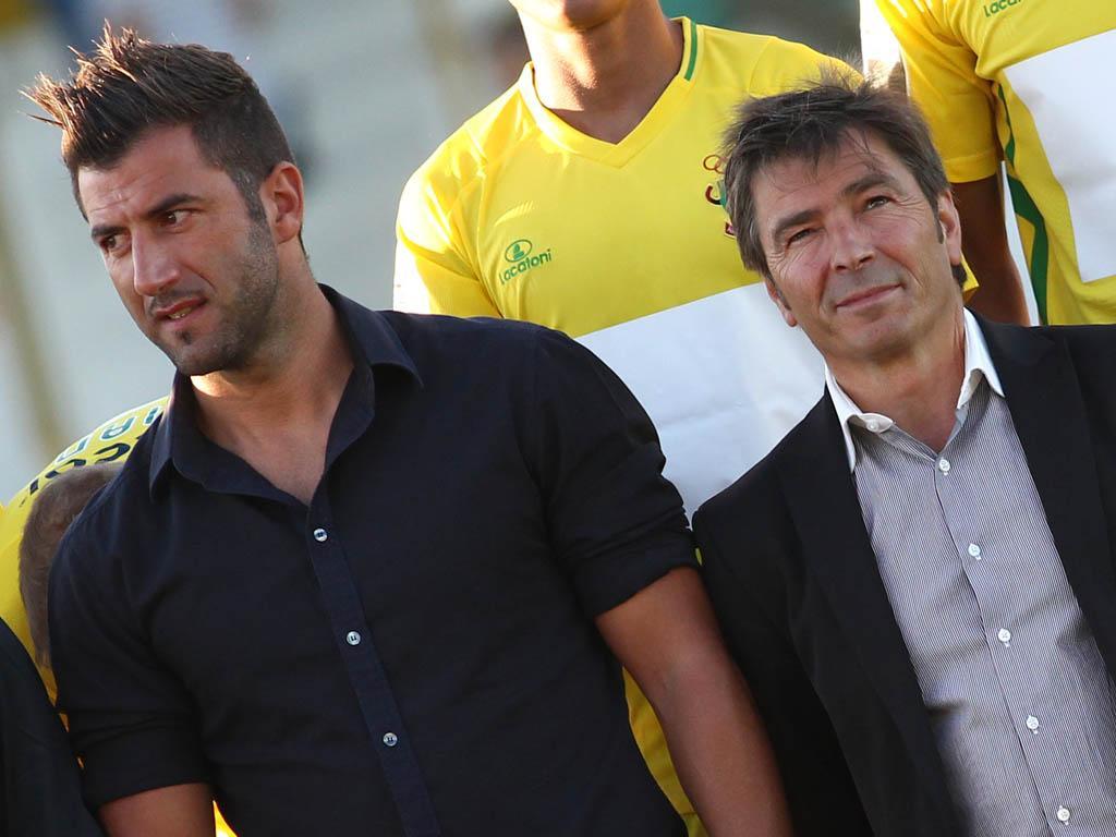 Carlos Carneiro e Carlos Barbosa