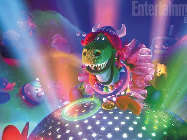 «Partysaurus Rex»