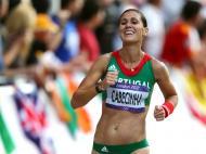 Ana Cabecinha nos Jogos Olímpicos 2012 (Lusa)