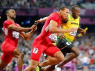 Usain Bolt nos Jogos Olímpicos de Londres 2012 (Reuters)