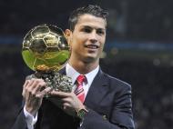 10 anos de Cristiano Ronaldo: Bola de Ouro em 2008