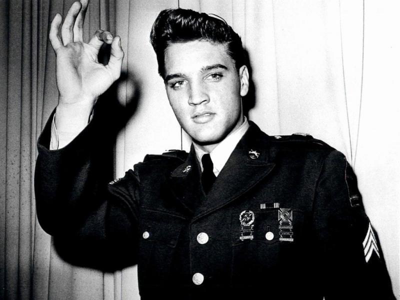 Elvis Presley [Foto: Reuters]