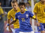 Suécia vs Brasil (EPA)