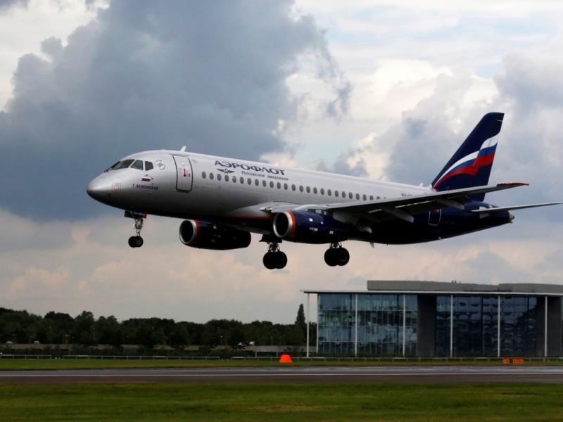 Avião da Aeroflot