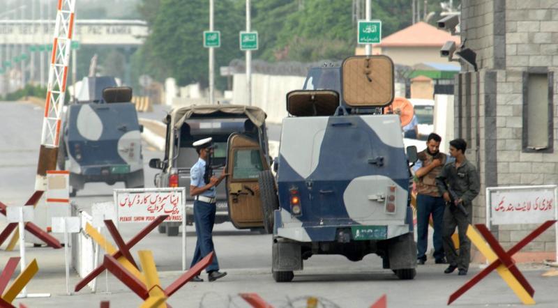 Ataque a base da Força Aérea paquistanesa [Foto: EPA]